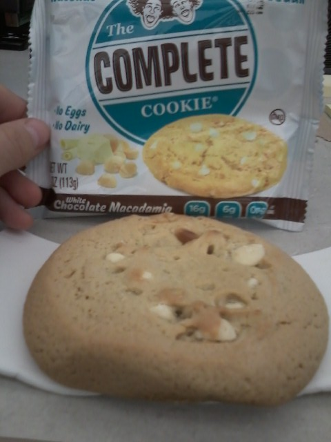 Lenny And Larrys Complete Cookies Reviews