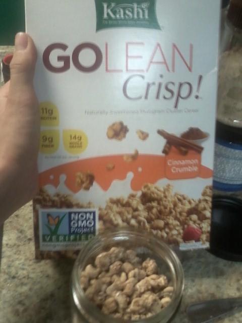 Is kashi go lean gluten free
